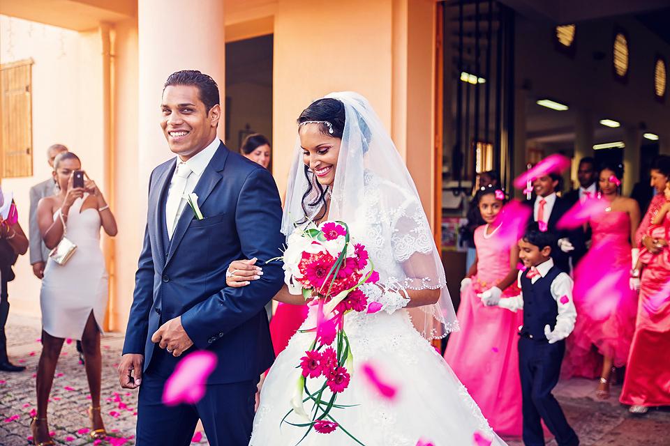 MARIAGE  LEILA ET DIDIER